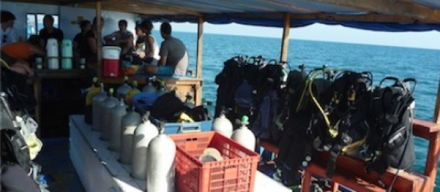 Komodo Island 3 Days 6 Dives