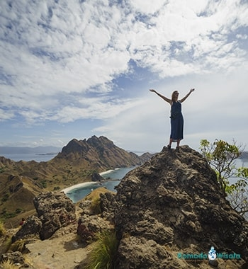 Beautiful Padar Island