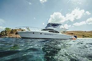 Aquamarine Private Speedboat Charter