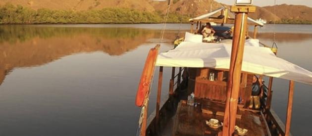 Laba Laba Private Boat Charter