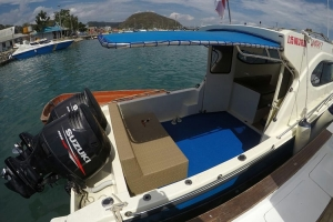 Standard Private Speedboat Charter