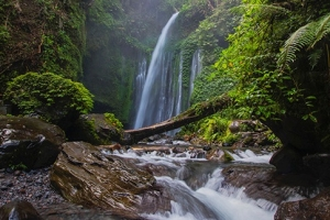 Sendang Gile Waterfall Tour