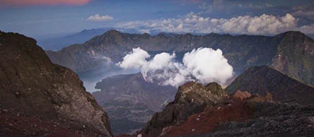 Rinjani Volcano Trekking Lombok