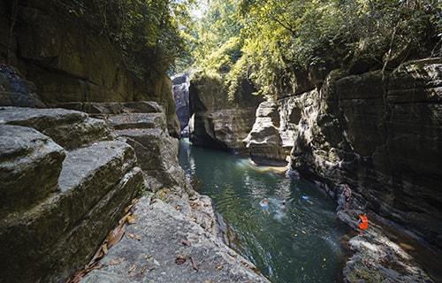 Cunca Wulang Canyon Labuan Bajo