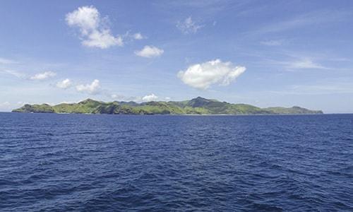 Flores Island in East Nusa Tenggara