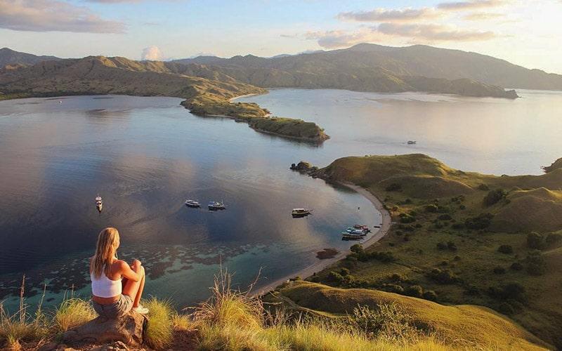 Gili Lawa Island , Labuan Bajo