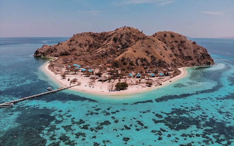Kanawa Island, East Nusa Tenggara