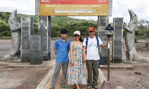 Komodo Island Tour, Labuan Bajo