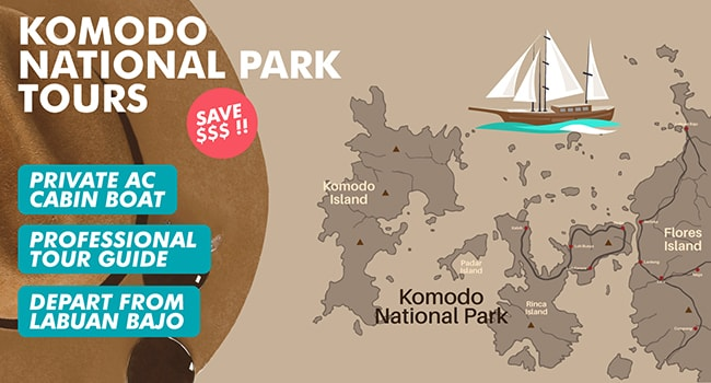 Private Komodo National Park Tours