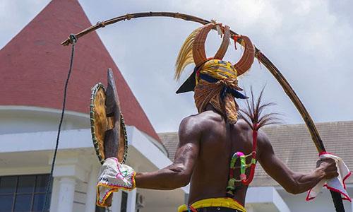 Manggarai Ethnic Culture