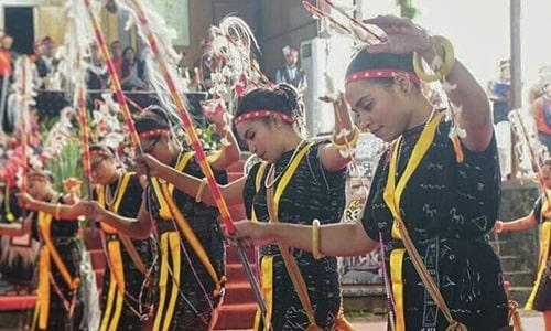 Ngada Tribe Culture