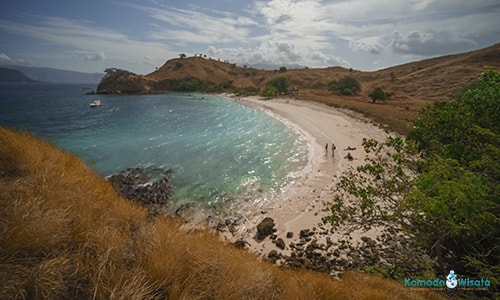 Pink Beach Komodo National Park