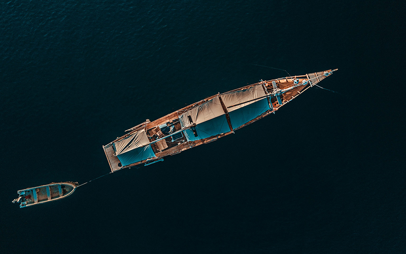 Aquamarine Luxury Phinisi Yacht Charter