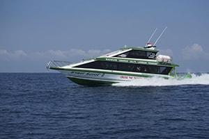 Bali Fast Ferry Charter