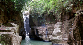 Day Tour to  Cunca Wulang Canyon
