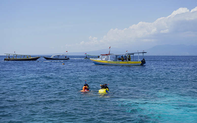 Gili Islands Snorkeling Tour Package