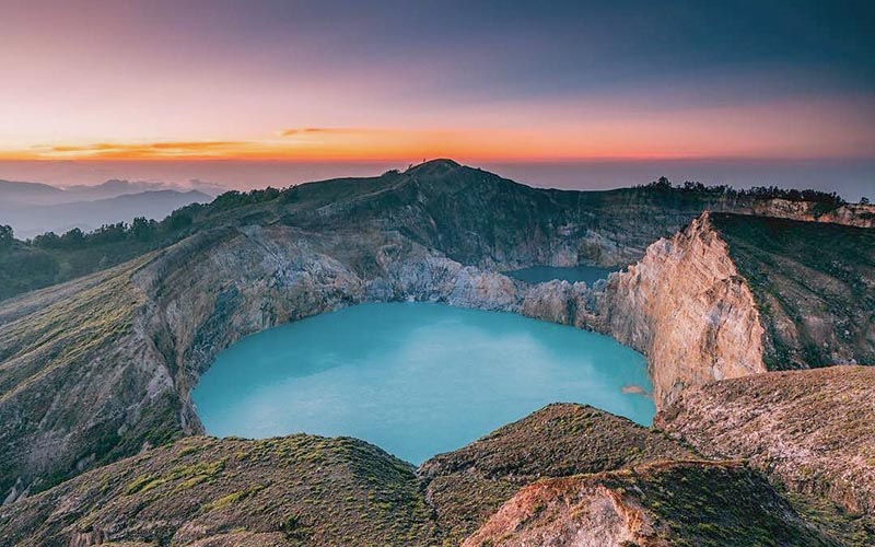 Kelimutu National Park Tour