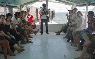 Komodo 4D/3N Boat trip start Lombok