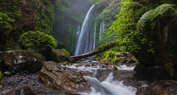 Sendang Gile Water fall Tour